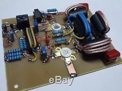 Hf Linear Amplifier 500w 1-30mhz With Auto Bias