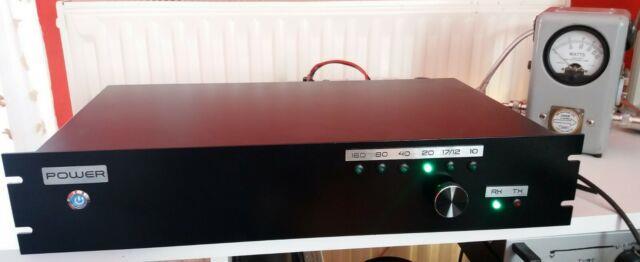 Hf Linear Amplifier 800w 1.5-30mhz 160-10m