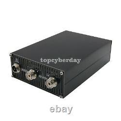 HF Power Amplifier Shortwave 200W for FT-817 ICOM IC-703 Elecraft KX3 QRP PTT