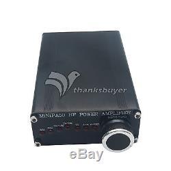 HF Power Amplifier for YAESU FT-817 IC-703 Elecraft KX3 QRP Ham Radio MINIPA50