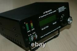 HF Superpacker Pro 100 Watt QRP Auto Band RF Amplifier withManual KX3 FT-817
