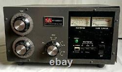 HF power amplifier linear SSB RF Viewstar PT-1000A Eimac 3-500Z AEA LA-30 HAM