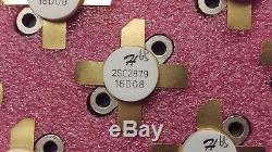 HG(Hua Gao) 10 PCS 2SC2879(Matched Set of 10) AMERICAN MADE AND RUN COMPANY