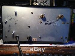 HME HM-1020 HF Linear Amplifier