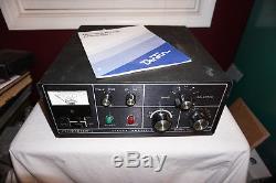 Ham Radio Dentron Clipperton-L Linear Amplifier Quad 572b Vacuum Tubes