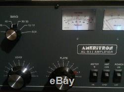 Ham Radio Hf Ameritron Al-811 Linear Amplifier