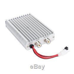 Ham Radio Mini Hf Power Amplifier Mx-p50m For Yaseu Ft-817 Ic-703 Elecraft Kx3