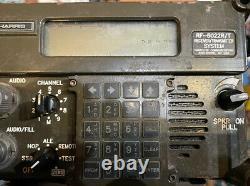Harris 5022 R/T Transceiver with 100 watt Amplifier