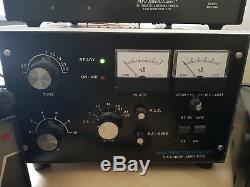 Heatherlite Hunter classic UK built amp recently professionally rebuilt superb