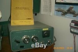 Heathkit Linear Amplifier SB200 Used but not tested. I purchased this rig last