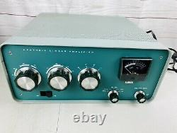 Heathkit Linear Amplifier SB-201 HF 80-15 Amateur ham radio amplifier