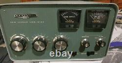 Heathkit SB220 Linear Amplifier with Several Upgrades