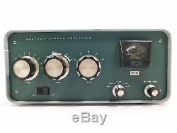 Heathkit SB-200 80 10 Meter Linear Ham Radio Amplifier with 2x 572Bs SN 745-9841