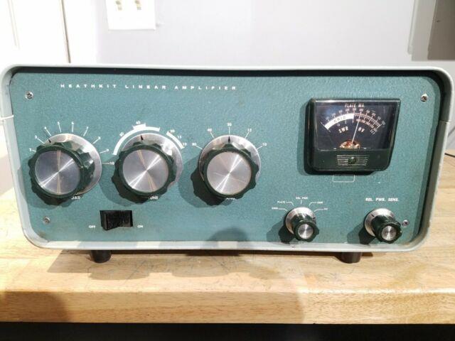 Heathkit Sb-200 Hf Linear Tube Amp Amplifier $300 C My Other Ham Amateur Radio