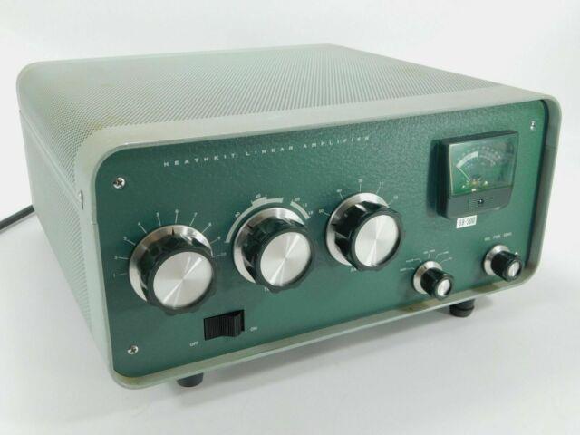 Heathkit Sb-200 Ham Radio 572b Tube Amplifier (band Switch Is Stuck) Sn 538 7294