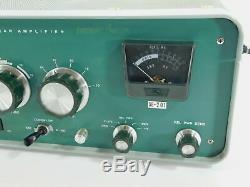 Heathkit SB-200 Ham Radio 572B Tube Amplifier (modified and untested) SN 01922