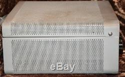 Heathkit SB-200 Linear Amplifier, Harbach Power Supply Board and Soft Start
