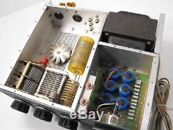 Heathkit SB-200 Linear Ham Radio Amplifier for Parts or Restoration SN 08419