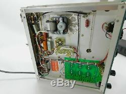 Heathkit SB-200 Vintage Ham Radio Amplifier with Harbach Mods (for repair)