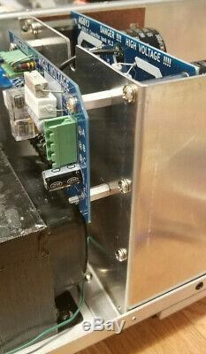 Heathkit SB-220/1 Super Large Capacitor Bank + HV diode board. Kits with parts
