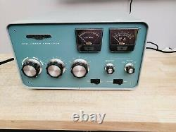Heathkit SB 220 221 HF Linear Amp Amplifier Eimac Power C MY OTHER HAM RADIO