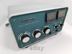 Heathkit SB-220 80 10 Meter SSB / CW Ham Amplifier Clean Condition SN 11409