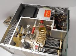 Heathkit SB-220 80 10 Meter SSB / CW Tube Amplifier Clean Condition SN 21804