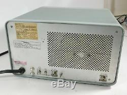 Heathkit SB-220 (King Conversions) 6M Ham Radio Amplifier (runs beautifully)