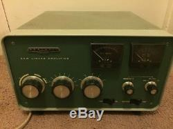 Heathkit SB 220 Linear Amplifier Looks To Be In Good Condition