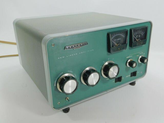 Heathkit Sb-220 Vintage 3-500z Ham Radio Amplifier (untested) Sn 22818