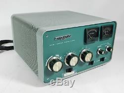 Heathkit SB-221 Vintage Ham Radio Amplifier with Eimac 3-500Z Tubes (runs great)
