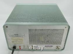 Heathkit SB-221 Vintage Ham Radio Linear Amplifier (bad resistor) SN 07-45665
