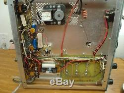 Heathkit Sb-201 With 10 Meters And Harbach Fan And Upgrades Needs Tubes Sb-200
