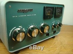 Heathkit Sb-220 3-500z Linear Amplifier With Eimac Tubes Clean, No Internal Mods
