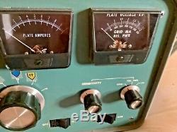Heathkit Sb-220 Ham Radio Amplifier Hf 2000w Very Clean Sb220