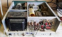 Heathkit sb-200 ham radio hf amplifier
