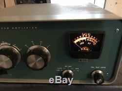 Heathkit sb-201 linear amp