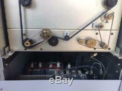 Henry Radio 8K Ultra HF Ham Radio Linear Amplifier, 8 Kilowatts. WORKING NICE