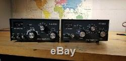 Hf Amplifier And Matching Antenna Tuner