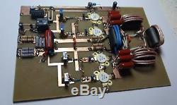 Hf Linear Amplifier 1000w With Auto Bias