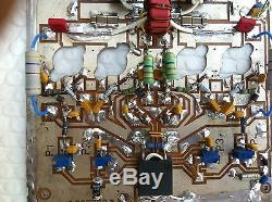 High Power 1200w Linear Amp. 4 X Sd2933, Vrf2933 Board