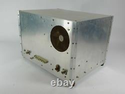 Homebrew 813 Tube Homebrew Ham Radio Amplifier RF Deck (nice quality)