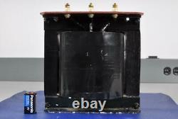 Huge Peter Dahl Plate Transformer Sb-220-x2bs