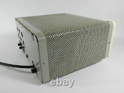 Hunter Bandit 2000A Ham Radio Amplifier Cetron 572B Tubes (original, untested)