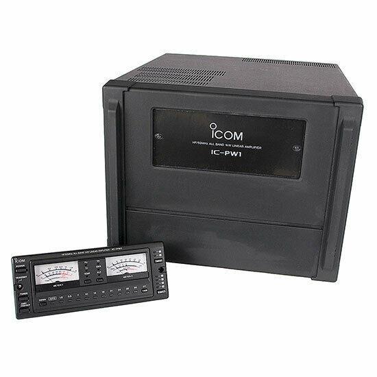 Icom Ic-pw1 Linear Amplifier 1kw, 1000w