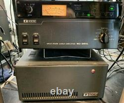 Icom IC-2KL 500W Solid StateLinear amplifier Amateur Ham Radio with IC-2KLPS