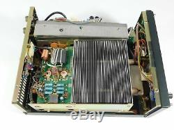 Icom IC-2KL Ham Radio Amplifier with IC-2KLPS Power Supply Works Great SN 03044