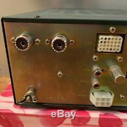 Icom IC-2KL Ham Radio Soild-State HF Linear Amp (No Power Supply) Parts Only