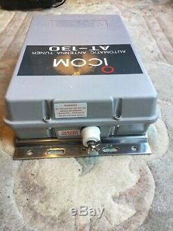 Icom M710 Hf Ssb Tranceiver