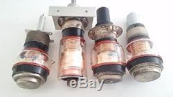 Jennings Vacuum Capacitors Lot For Linear Amplifier Amp Power Eimac Ham Radio